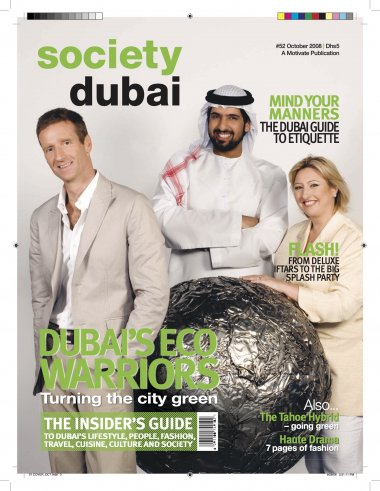 Dubai's Eco Warrior, turning the city green