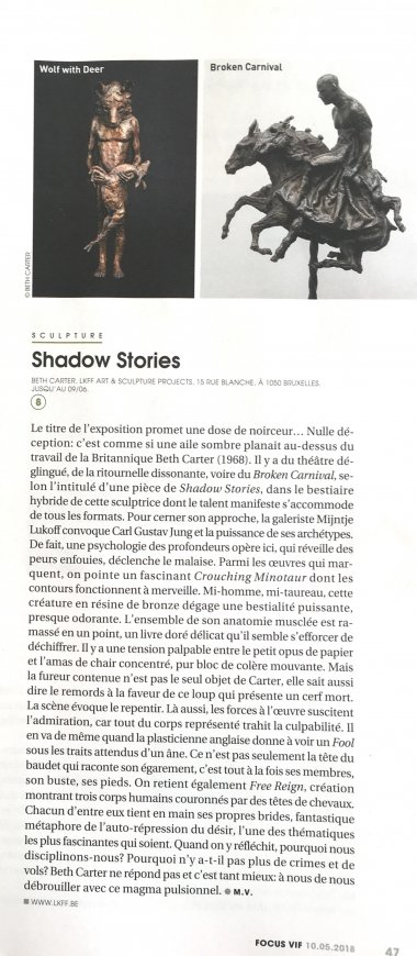 """Shadow stories"""